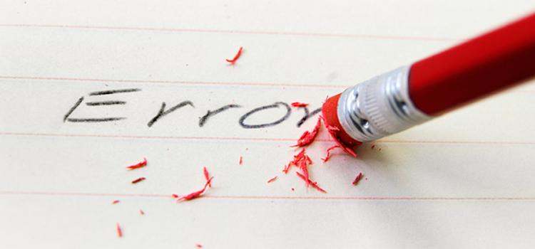 Os 5 erros mais comuns de quem está aprendendo uma nova língua